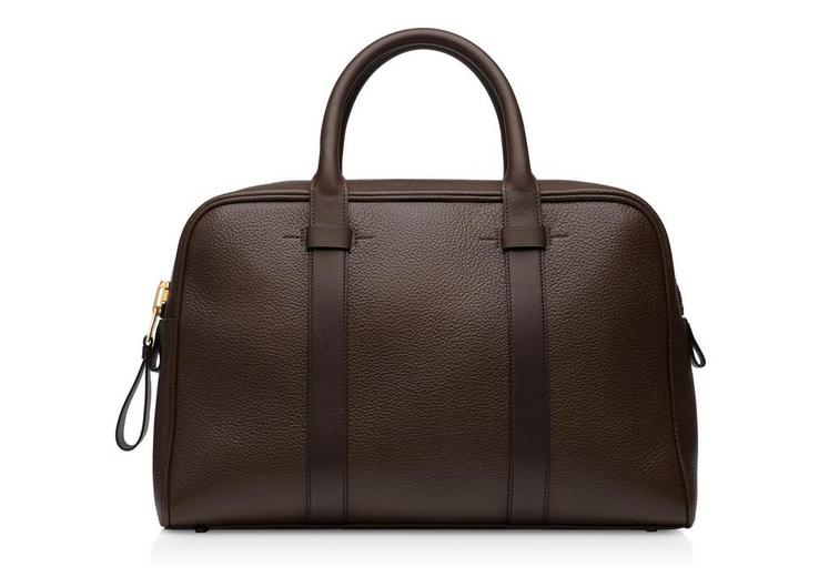 Buckley Leather Small Trapeze Briefcase A fullsize