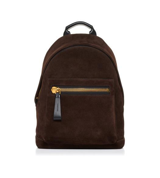 f95a5e876d SUEDE BUCKLEY BACKPACK