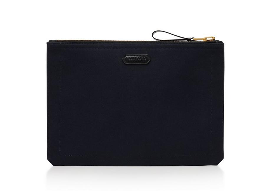 CANVAS BUCKLEY ZIP PORTFOLIO A fullsize