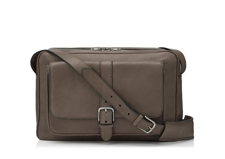 JOHN SMALL MESSENGER BAG A fullsize