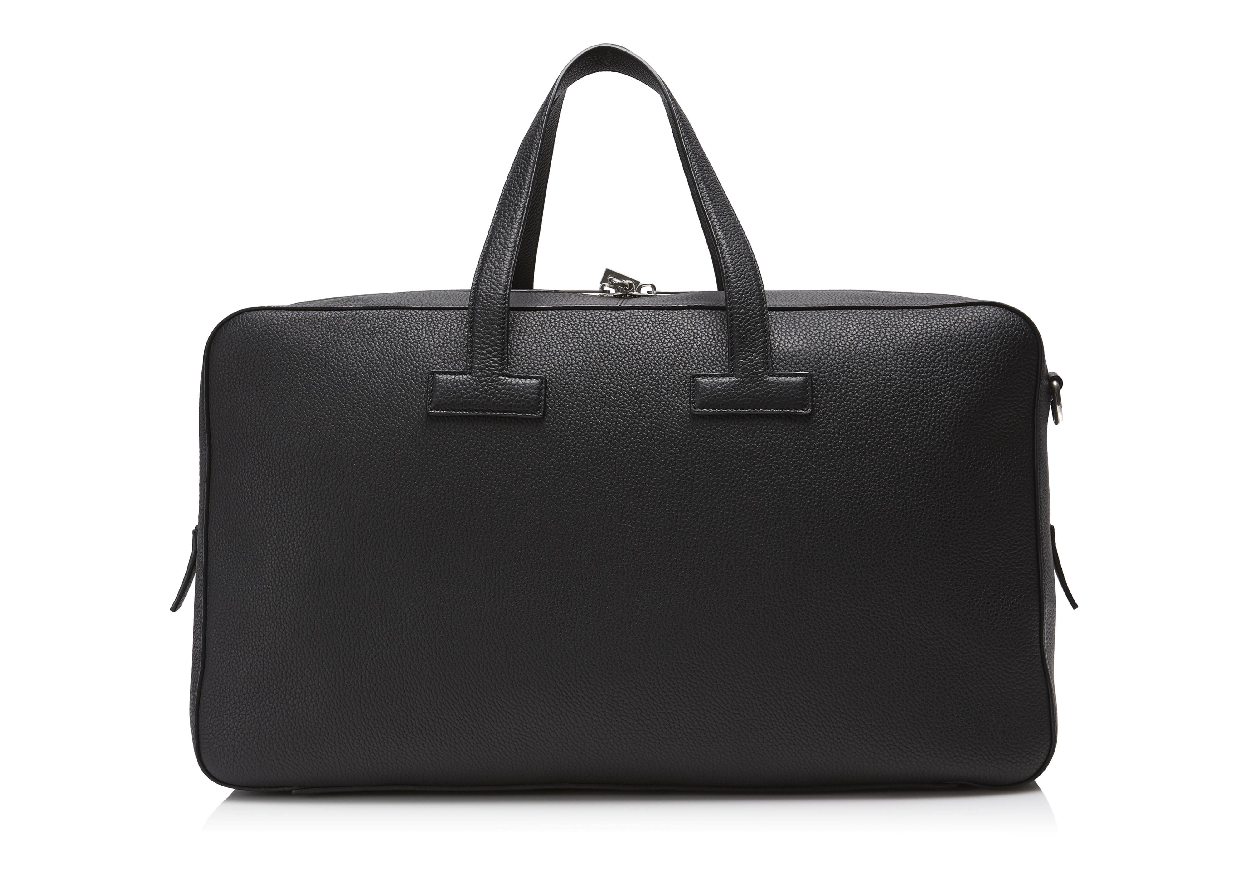 T LINE GRAINED LEATHER WEEKENDER C thumbnail