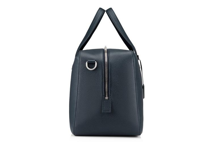 T LINE GRAINED LEATHER WEEKENDER B fullsize