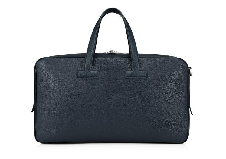 T LINE GRAINED LEATHER WEEKENDER C fullsize