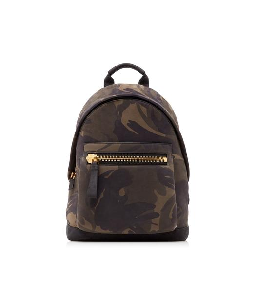 CAMOUFLAGE MEDIUM BUCKLEY BACKPACK