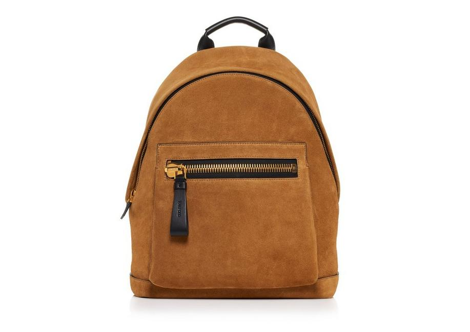 SUEDE MEDIUM BUCKLEY BACKPACK A fullsize