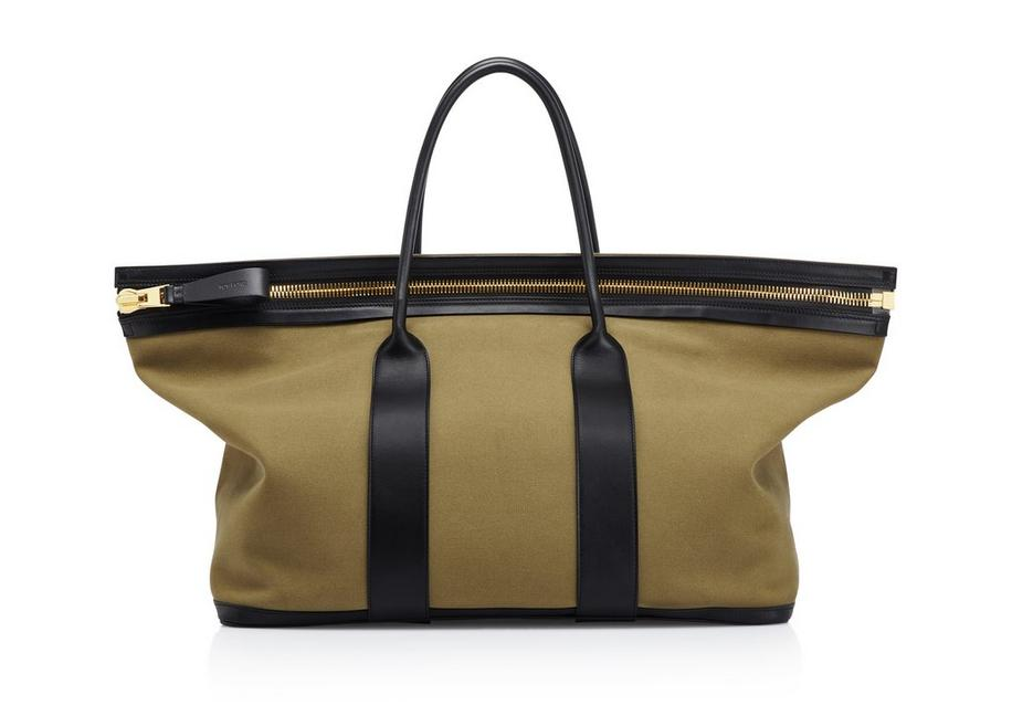 CANVAS BUCKLEY TOTE A fullsize