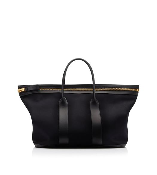 CANVAS BUCKLEY TOTE