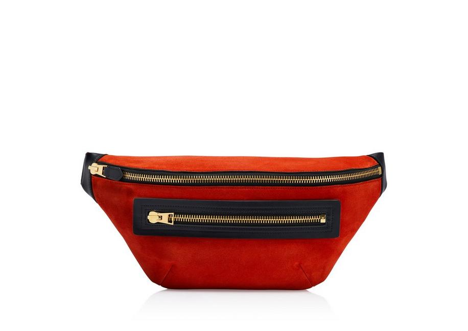 SUEDE BUCKLEY BELT BAG A fullsize