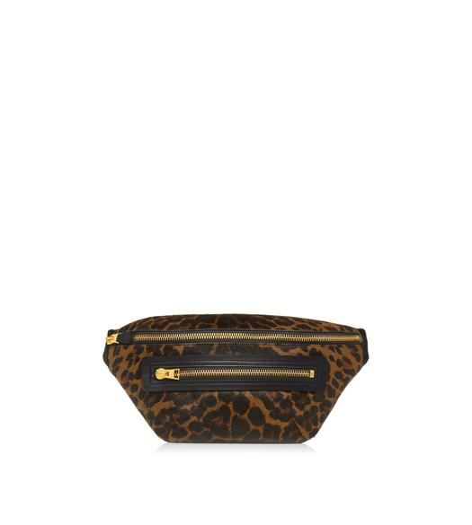 LEOPARD BUCKLEY BELT BAG