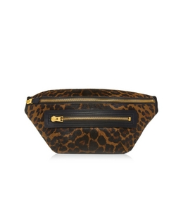 1335209077 LEOPARD BUCKLEY BELT BAG