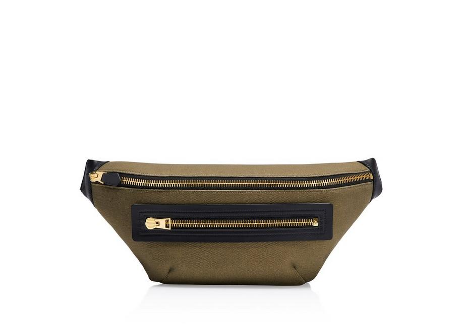 CANVAS BUCKLEY BELT BAG A fullsize