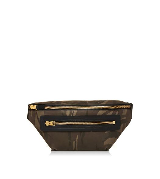 MEDIUM CAMOUFLAGE BUCKLEY BELT BAG