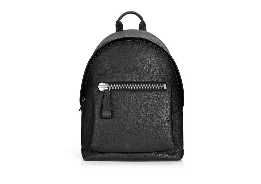 GRAIN LEATHER BUCKLEY BACKPACK A fullsize