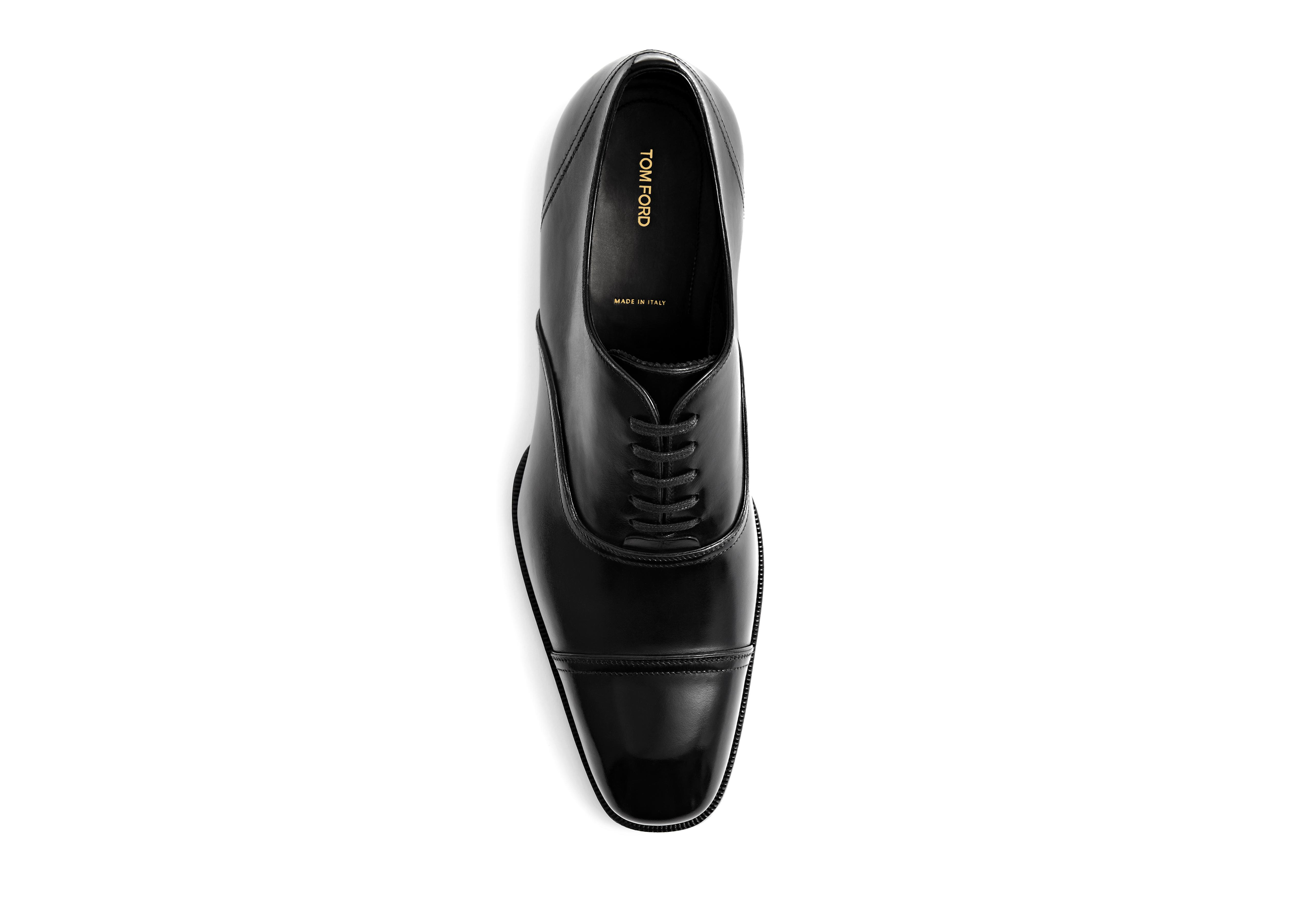 GIANNI LACE UP CAP TOE B thumbnail