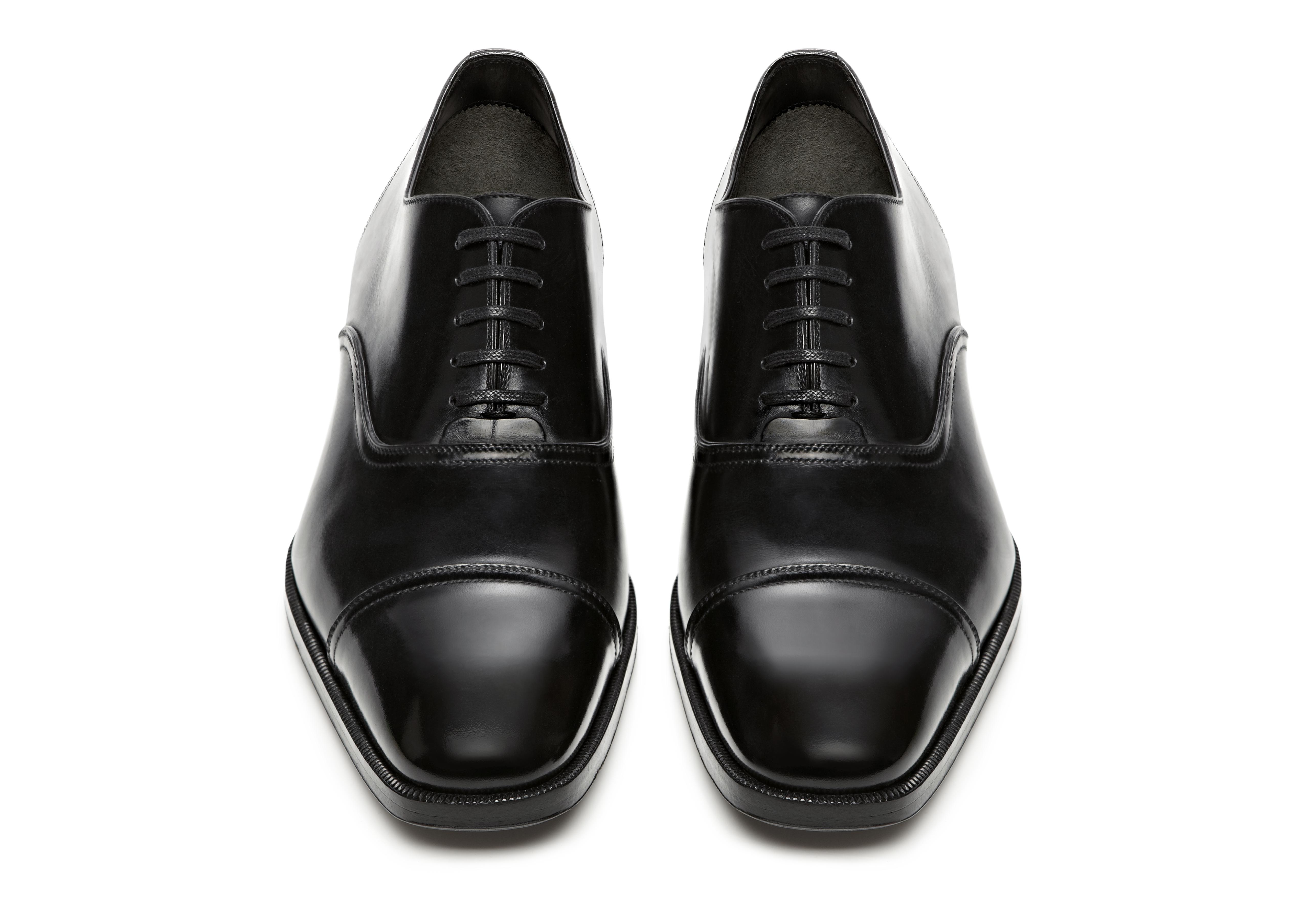 GIANNI LACE UP CAP TOE C thumbnail