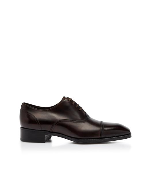 GIANNI OXFORD LACE UPS