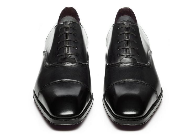 GIANNI LACE UP CAP TOE B fullsize