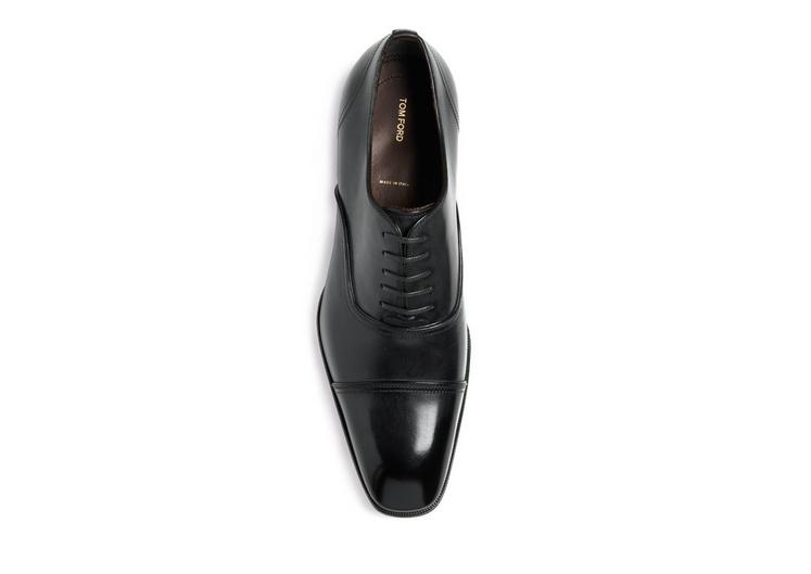 GIANNI LACE UP CAP TOE C fullsize