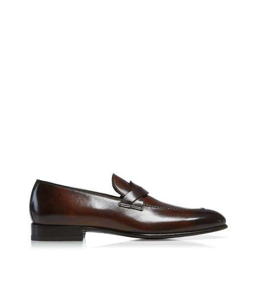 ADNEY BRAIDED BAND LOAFERS
