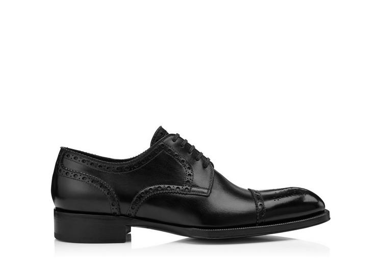 EDWARD CAP TOE BROGUE LACE UP A fullsize
