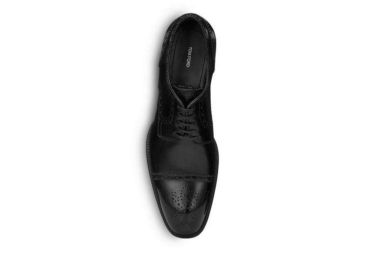 EDWARD CAP TOE BROGUE LACE UP B fullsize