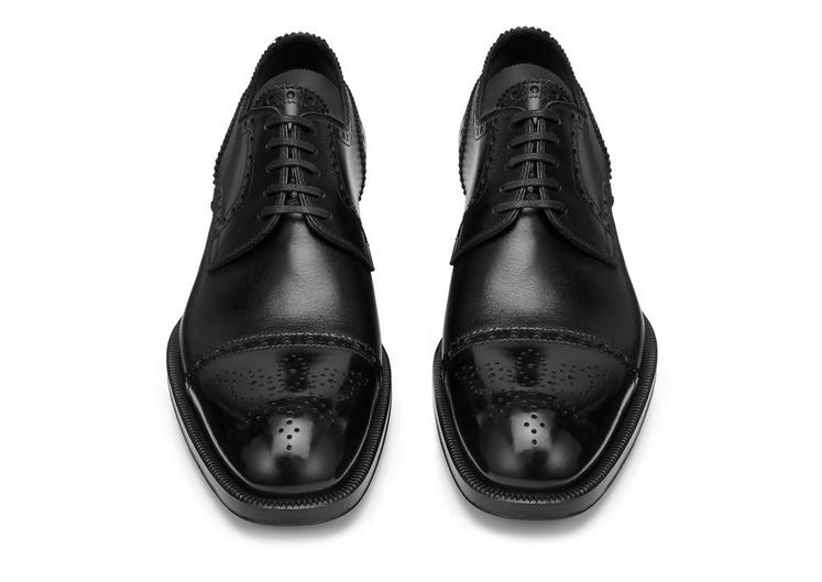 EDWARD CAP TOE BROGUE LACE UP C fullsize