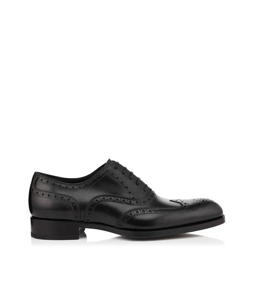 EDWARD WING TIP FULL BROGUE LACE-UP