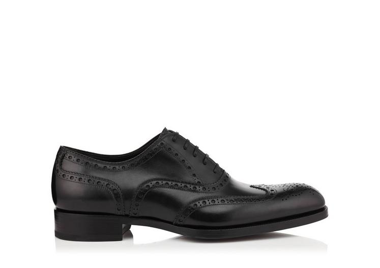 EDWARD WING TIP FULL BROGUE LACE-UP A fullsize