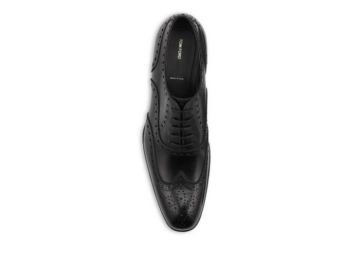 EDWARD WING TIP FULL BROGUE LACE-UP B fullsize