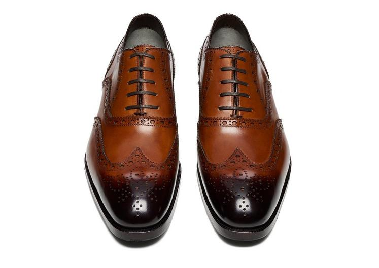 EDWARD WING TIP BROGUE LACE UP B fullsize