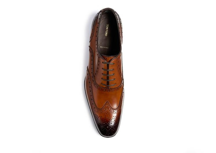 EDWARD WING TIP BROGUE LACE UP C fullsize