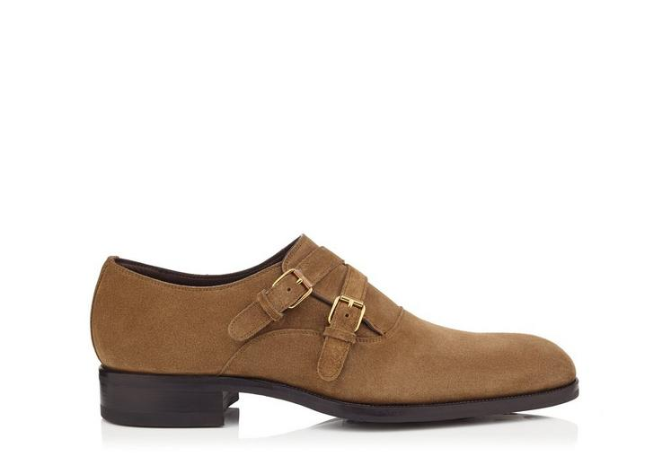 EDWARD CROSSED DOUBLE MONK STRAP A fullsize