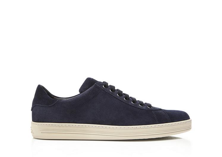 Russel Suede Low Top Sneaker A fullsize