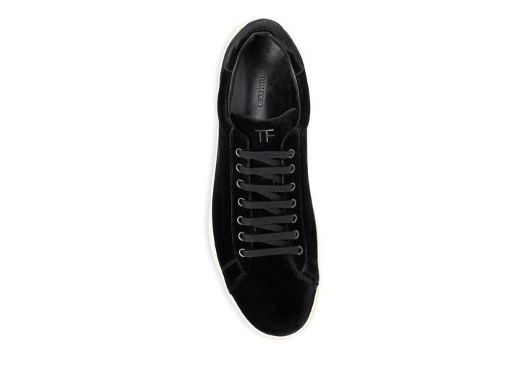 Russel Velvet Low Top Sneaker C fullsize