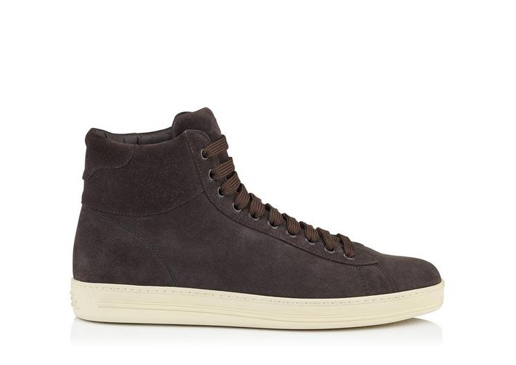 RUSSEL HIGH TOP SNEAKER A fullsize