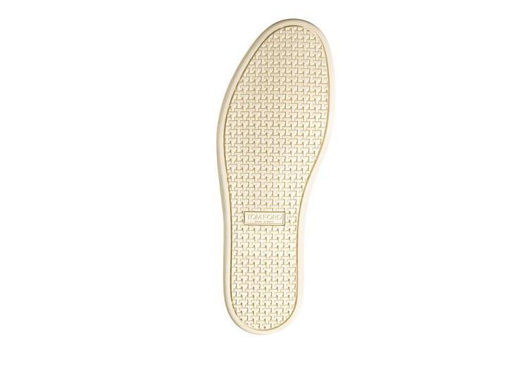 Russel Velvet High Top Sneaker D fullsize
