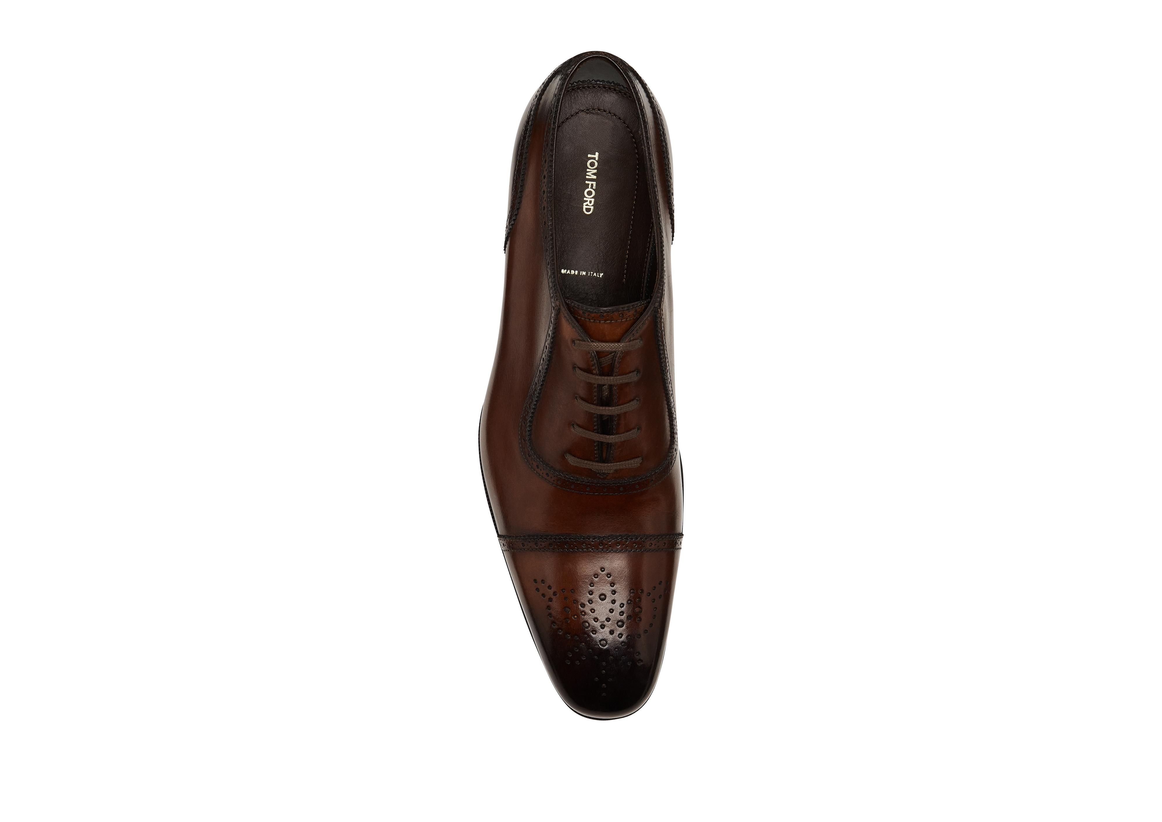AUSTIN LACE UP CAP TOE BROGUE B thumbnail