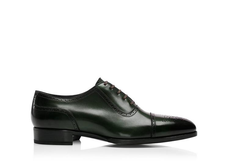 AUSTIN LACE UP CAP TOE BROGUE A fullsize