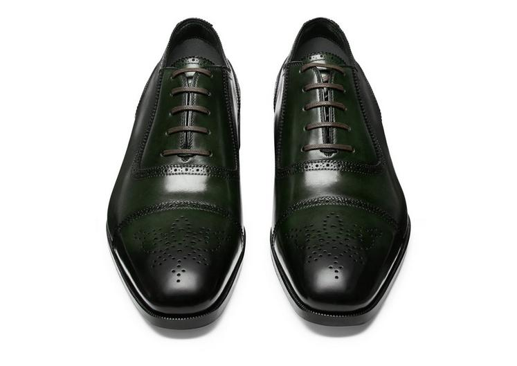 AUSTIN LACE UP CAP TOE BROGUE C fullsize