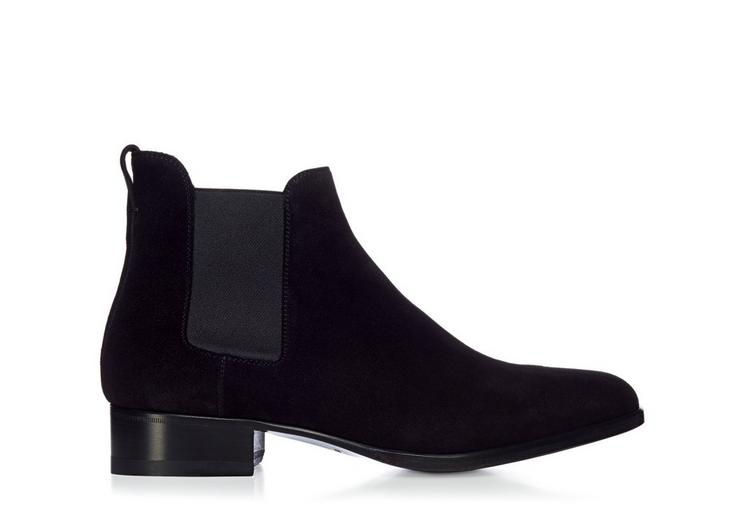 Formal Ankle Boots A fullsize