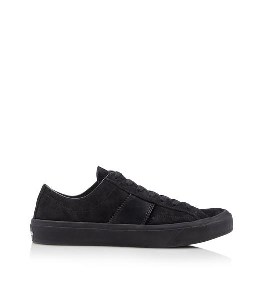 CROSTA SUEDE CAMBRIDGE SNEAKERS