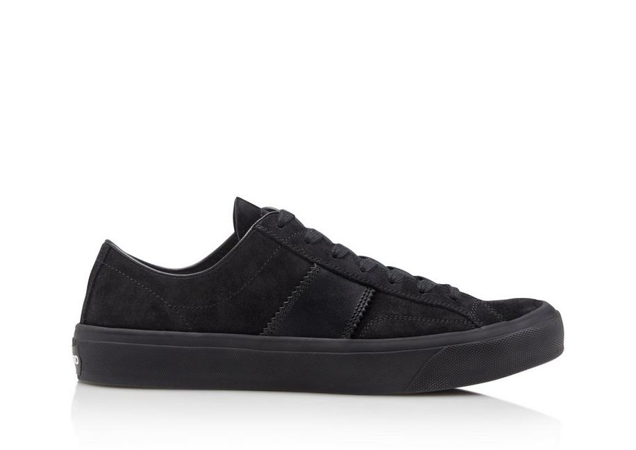 CROSTA SUEDE CAMBRIDGE SNEAKERS A fullsize