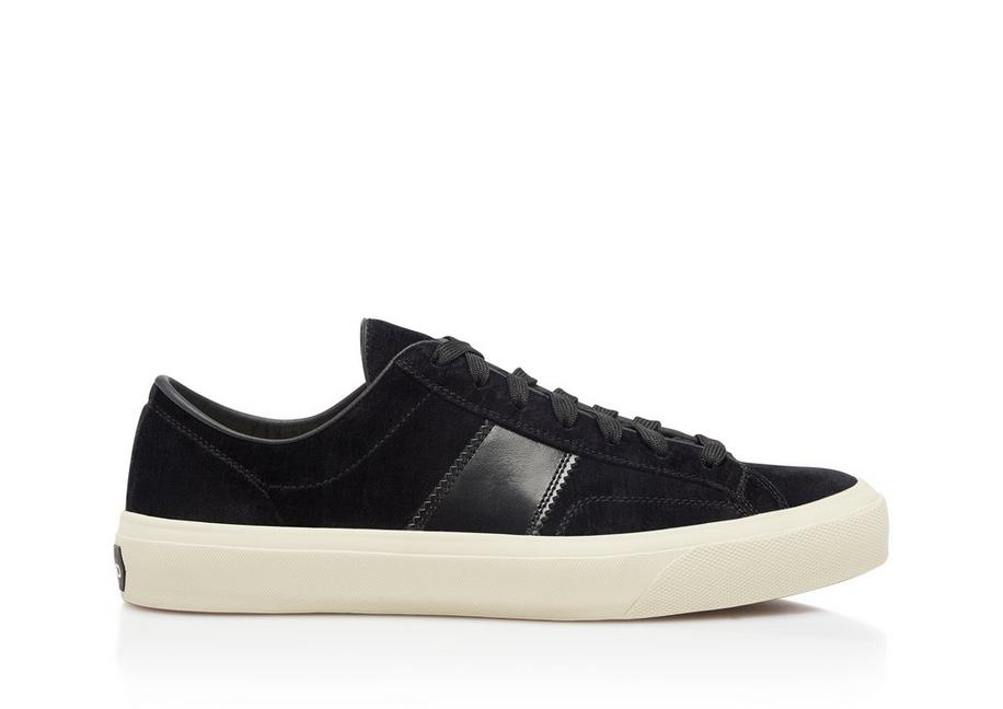 VELVET CAMBRIDGE SNEAKERS A fullsize