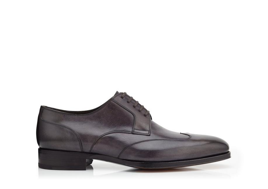 AUSTIN WINGTIP LACE UP DERBY A fullsize