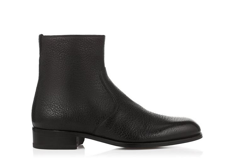 Icon Wilson Leather Boots - BrownTom Ford FJigtQN8j