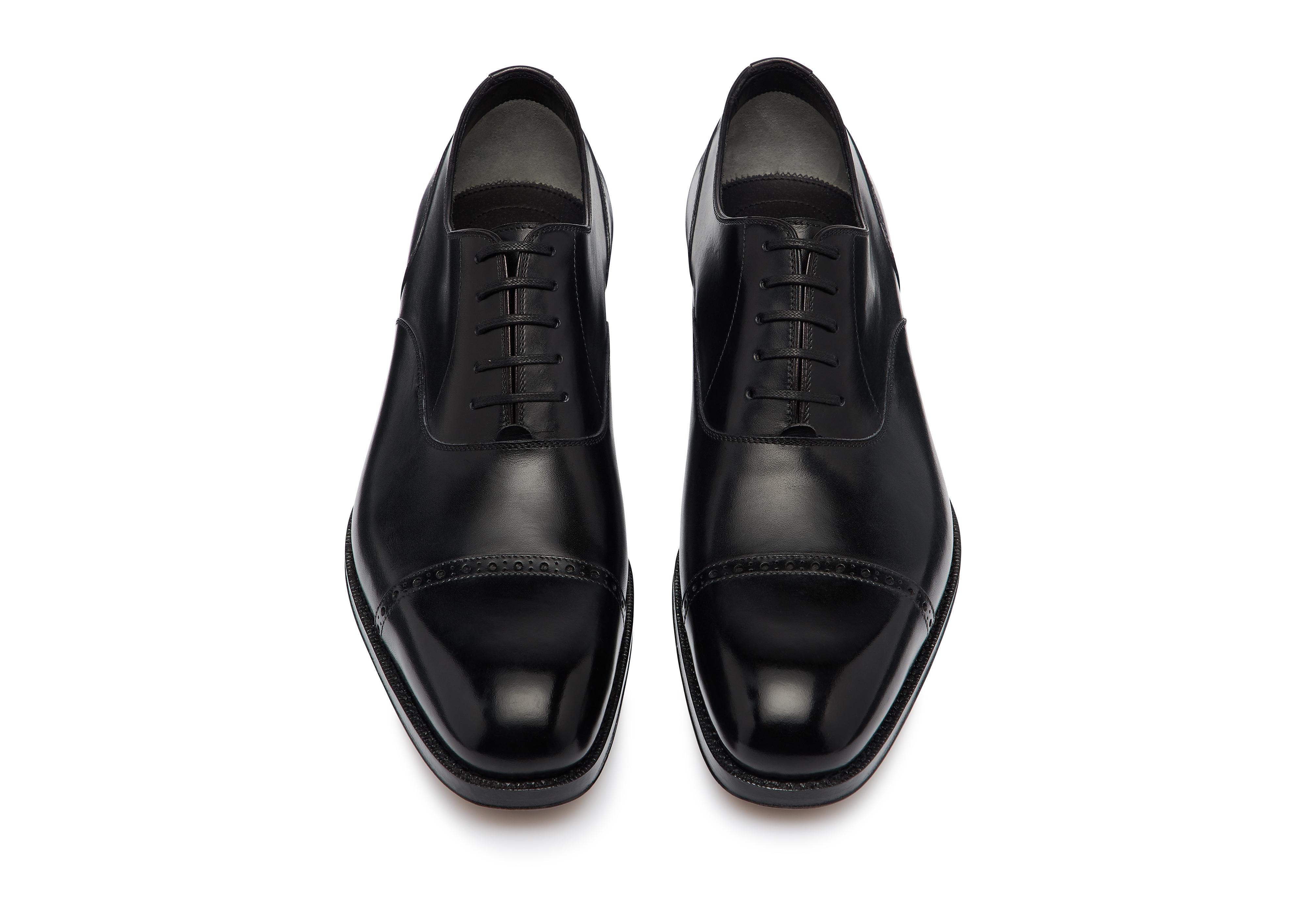 EDGAR LEATHER HALF BROGUE C thumbnail