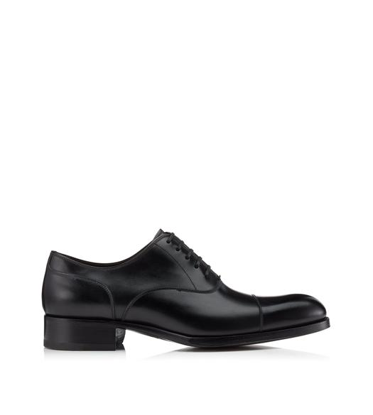 EDGAR CAP TOE LACE UP
