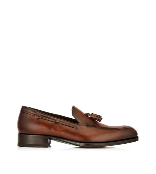 EDGAR TASSLE LOAFER