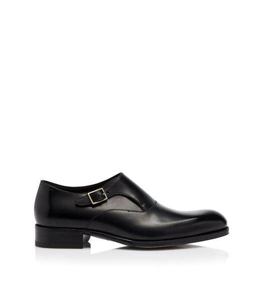 EDGAR SINGLE MONK STRAP