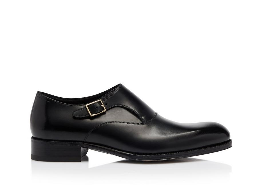 EDGAR SINGLE MONK STRAP A fullsize